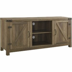 The Black Friday Furniture Option: Walker Edison Furniture Company Farmhouse TV Stand
