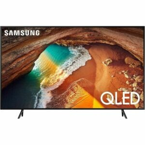 "The Black Friday TV Deals Option: Samsung QN65Q60RAFXZA 65"" QLED 4K UHD Q60 Smart TV"