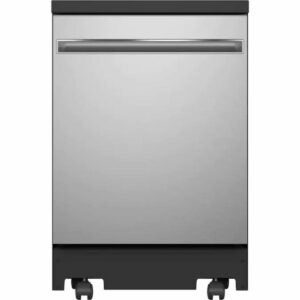 The Dishwasher Black Friday Option: GE 23.625-in 54-Decibel Portable Dishwasher