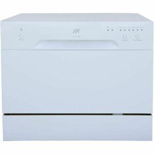 The Dishwasher Black Friday Option: SPT Compact Countertop Dishwasher