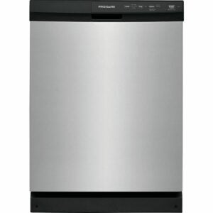 The Dishwasher Black Friday Option: Frigidaire Built-In Front Control Tall Tub Dishwasher