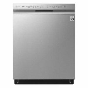 The Dishwasher Black Friday Option: LG Built-In Dishwasher in PrintProof Stainless Steel