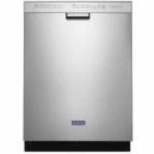 The Dishwasher Black Friday Option: Maytag Front Control Built-In Tall Tub Dishwasher