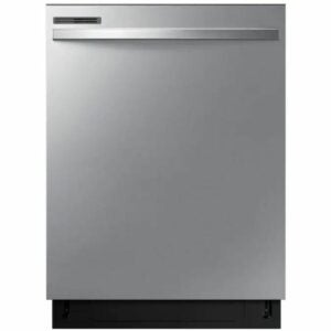 The Dishwasher Black Friday Option: Samsung 55-Decibel Top Control Built-In Dishwasher
