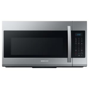 The Samsung Black Friday Option: Samsung Over the Range Microwave Stainless Steel