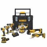 The Home Depot Black Friday Option: DEWALT 20-Volt MAX Lithium-Ion Cordless Combo Kit (7-Tool)