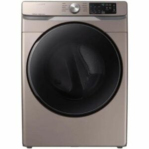 The Samsung Black Friday Option: Samsung Stackable Steam Cycle Electric Dryer