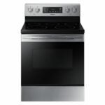 The Samsung Black Friday Option: Samsung Freestanding Self Cleaning Electric Range