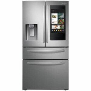 The Samsung Black Friday Option: Samsung Family Hub 4-Door French Door Refrigerator