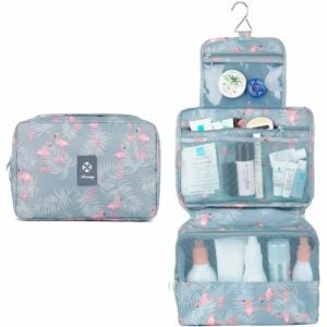 The Toiletry Bag Option: Narwey Hanging Travel Toiletry Bag