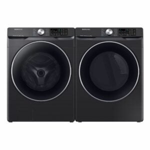 The Washer and Dryer Black Friday Option: Samsung Smart Front Load Washer and Smart Gas Dryer