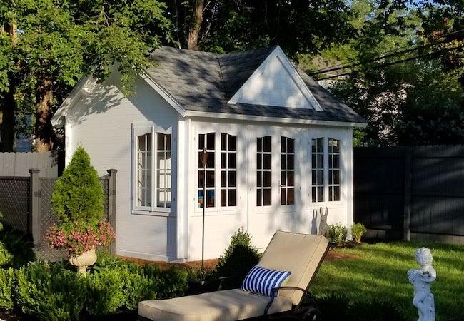 BZB Pinecrest Prefab Pool House Kit