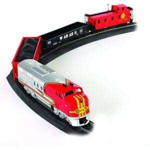 The Best Electric Train Set Option: Bachmann Trains - Santa Fe Flyer Ready To Run