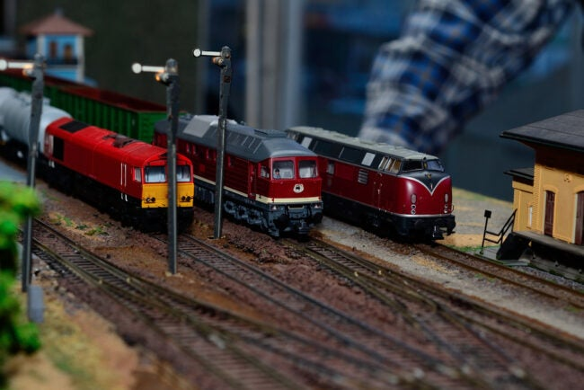 The Best Electric Train Set Option