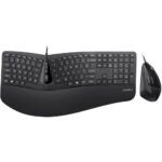 The Best Ergonomic Keyboard Option: Perixx Periduo-505 Ergonomic Split Keyboard