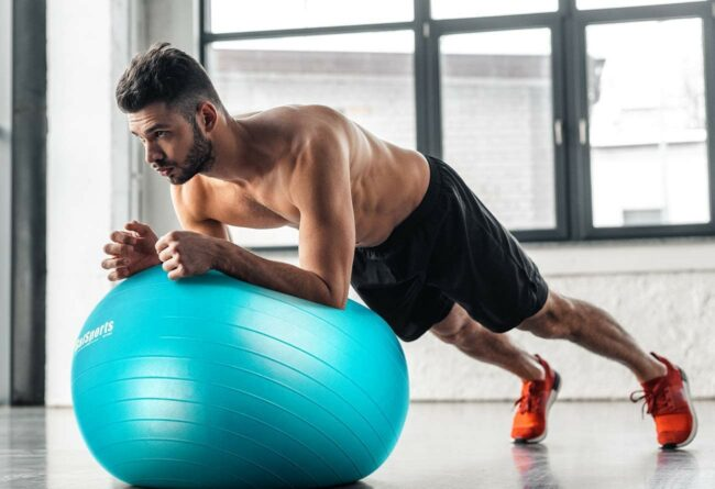 The Best Exercise Ball Options for the Home Gym
