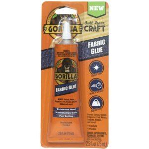 Best Fabric Glue Gorilla