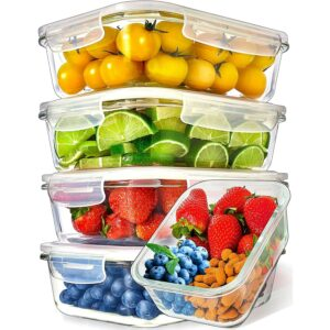 Best Glass Food Storage Containers Naturals