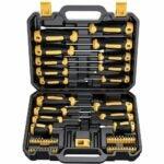 The Best Hand Tools Option: CREMAX Magnetic Screwdriver Set 57 PCS