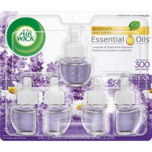 The Best Home Fragrance Option: Air Wick Plug in Scented Oil, Lavender and Chamomile