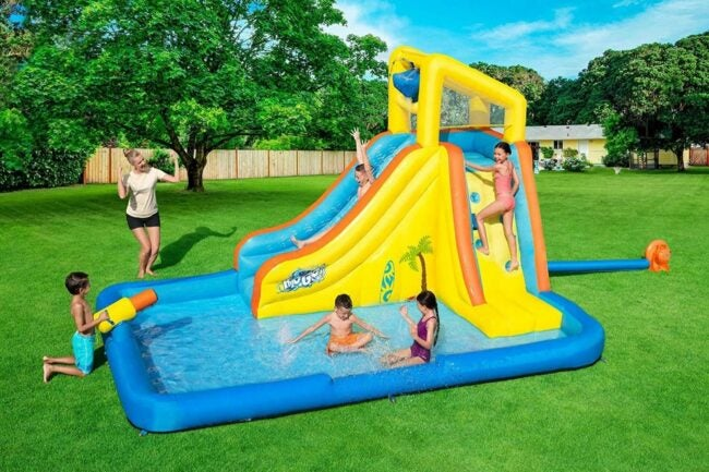 The Best Inflatable Pool Option