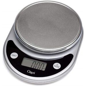 The Best Kitchen Scale Option: Ozeri ZK14-S Pronto Digital Multifunction Food Scale