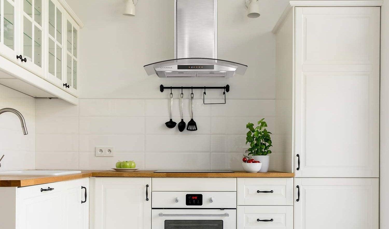 The Best Range Hoods In 2021 For Kitchen Ventilation Bob Vila