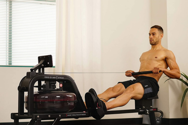 The Best Rowing Machine Option