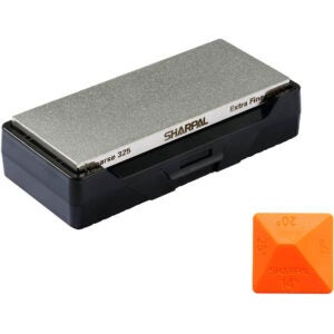 The Best Sharpening Stone Option: SHARPAL 156N Diamond Whetstone Knife Sharpener
