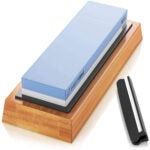The Best Sharpening Stone Option: Sharp Pebble Premium Whetstone Knife Sharpening Stone