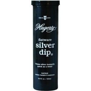 最好的银色波兰选项: Hagerty 17245 Flatware Silver Dip