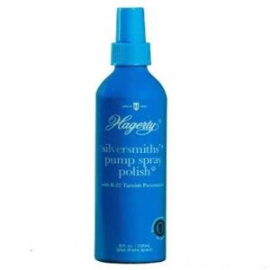 The Best Silver Polish Option: W.J. Hagerty Silversmiths Pump Spray Polish