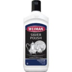The Best Silver Polish Option: Weiman Silver Polish and Cleaner - 8 Ounce