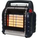 The Best Tent Heater Option: Mr. Heater Big Buddy Indoor-Safe Portable Propane Heater