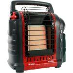 最好的帐篷加热器选项:加热器MG9BX伙伴伙伴室内便携式丙烷加热器