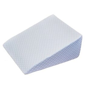 The Best Wedge Pillow Option: Lenora Bed Wedge Pillow with 1.5 Inch Memory Foam Top
