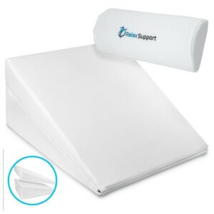 The Best Wedge Pillow Option: Relax Support RS6 Wedge Pillow