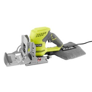 The Best Biscuit Joiner Option: RYOBI 6 Amp AC Biscuit Joiner Kit