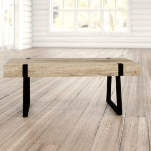The Best Coffee Table Option: Zipcode Design Winnie Sled Coffee Table