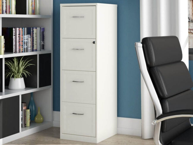 The Best File Cabinet Options