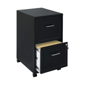 The Best File Cabinet Option: Lorell File Cabinet, Black