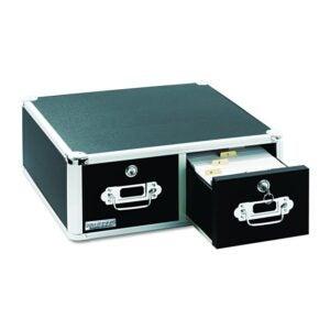 The Best File Cabinet Option: Vaultz Locking 4 x 6 Index Card Cabinet