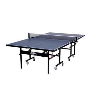 The Best Ping Pong Table Option: JOOLA Inside 15 Foldable Indoor Table Tennis Table