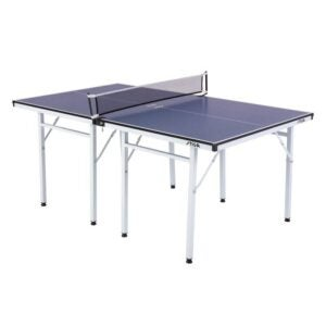 The Best Ping Pong Table Option: Stiga Space Saver Indoor Table Tennis Table