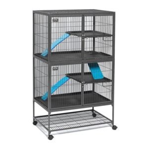 The Best Rat Cage Option: MidWest Homes for Pets Deluxe Ferret Nation