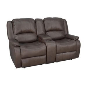 """The Best Reclining Sofa Option: RecPro Charles Collection 67"""" Double Recliner"""