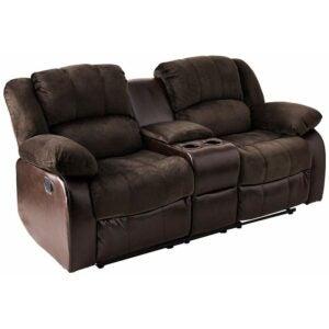 The Best Reclining Sofa Option: Winston Porter Perrysburg Reclining 76 Loveseat