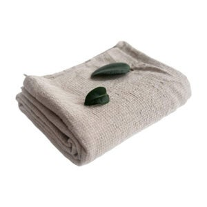 The Best Travel Towel Option: ThingStories Pure 100% Linen Bath Towel