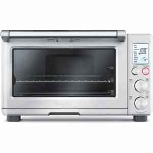 最好的对流烤箱的选择: Breville BOV800XL Smart Oven