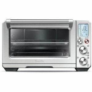 最好的对流烤箱的选择: Breville BOV900BSS Smart Oven